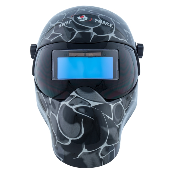 Welding Helmet ADF 5 Pack Front Cover Clear Replacement Lens For Save Phace EFP